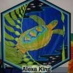 2012 Highest Score in Flight - Alexa King