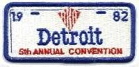 1982 – Detroit MI