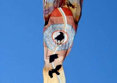 2013 People's Choice - Kite - Crow by Ron Bohart