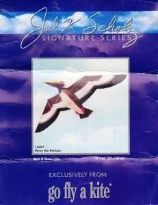 Joel Scholz Pelican kite