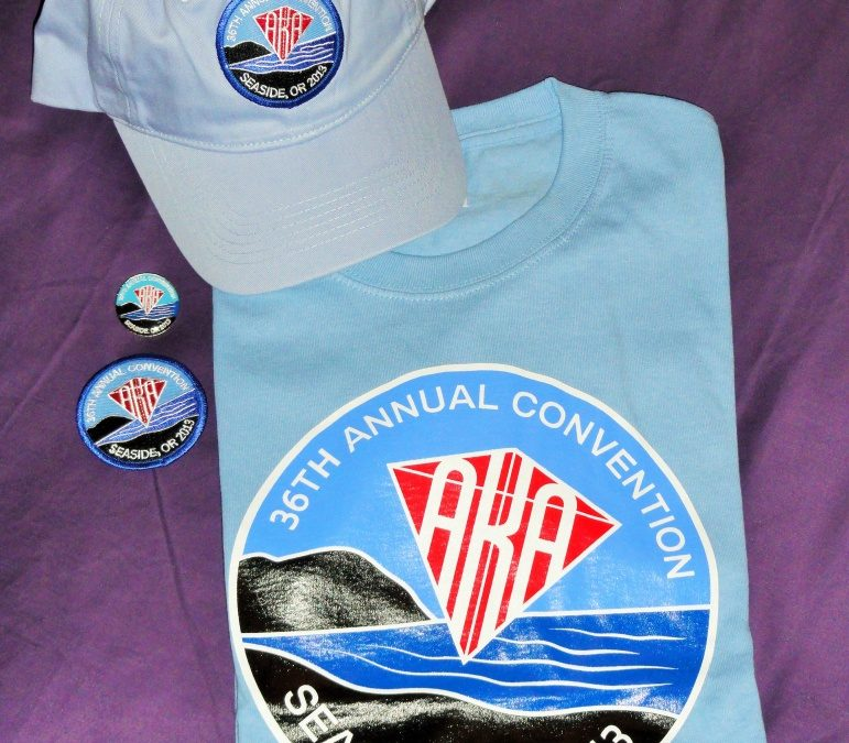Raffle: 2013 AKA Convention Apparel