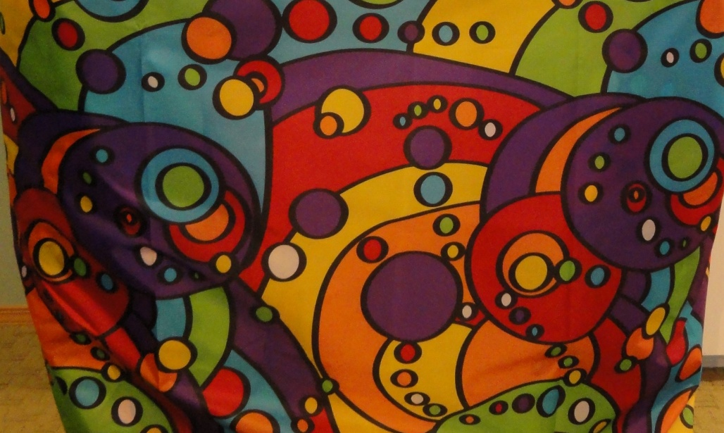 Raffle: Premier Circles Fabric