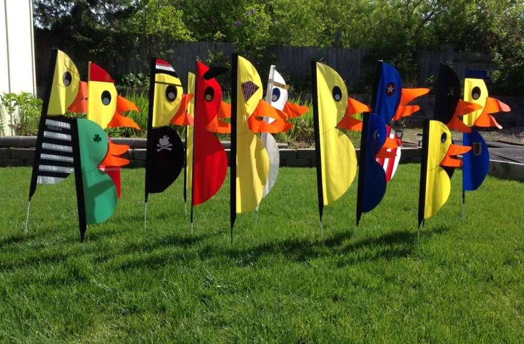 Raffle: Dallmer Duck Banners