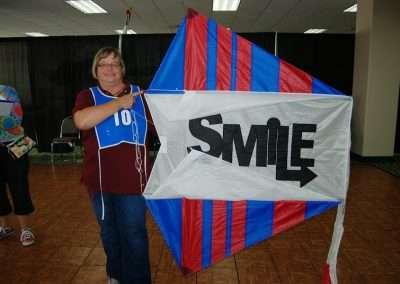 2014 Novice Flier #3 - Karen Mault - Smile