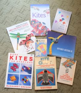 Kite Related Books (New & Old)