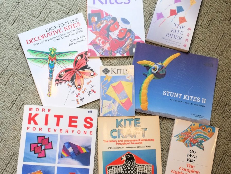 Raffle: Kite Books and Greeting Cards
