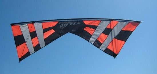 Raffle: Revolution B-Series Vented Quad-Line Kite