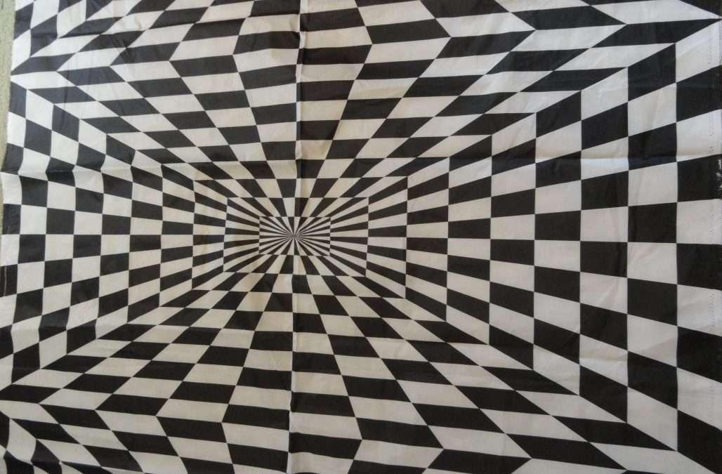 Raffle: Checkered Fabric by Premier Kites
