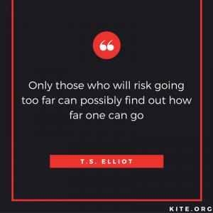 only-those-who-will-risk-going-too-far-can-possibly-find-out-how-far-one-can-go