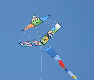 vertical flyer