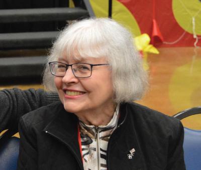 Valerie Govig – 2017 Steve Edeiken Award Recipient