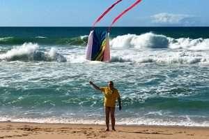 Kite & Sea