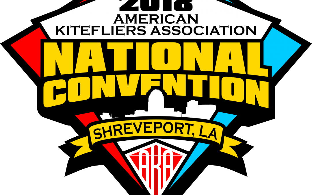 2018 AKA Convention Logo