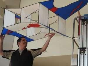 Kite-in-Museum