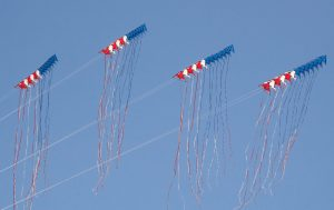 kite-train-red-white-and-blue