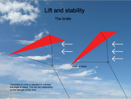 About Kites Lift and Stability Explained