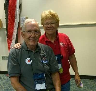 Sis and Dick Vogel – 2019 Ingraham Award Recipient